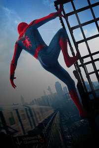 2017 Spiderman Homecoming Movie