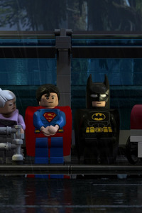 2017 The Lego Batman