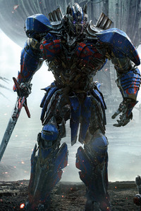 640x1136 2017 Transformers The Last Knight Movie