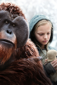 2017 War For The Planet Of The Apes Movie