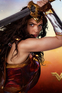 2017 Wonder Woman HD