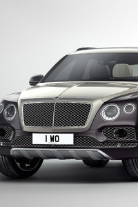 2018 Bentley Bentayga Mulliner 4k
