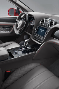 2018 Bentley Bentayga V8 Interior