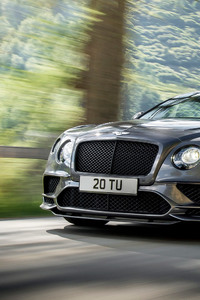 2018 Bentley Continental Supersports
