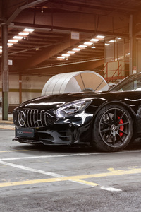 320x568 2018 Edo Competition Mercedes AMG GT R