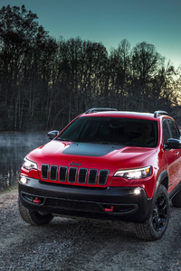 640x1136 2018 Jeep Cherokee Trailhawk