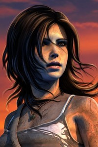 360x640 4k Lara Croft Tomb Raider Artistic Artwork