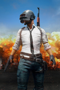 640x960 5k Playerunknowns Battlegrounds