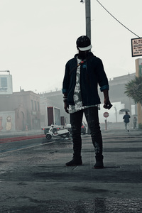 1080x1920 5k Watch Dogs 2