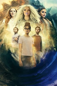 A Wrinkle In Time Movie 2018 5k Poster