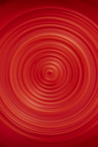 240x320 Abstract Circle Red 4k