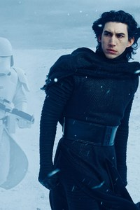 240x320 Adam Driver In Star Wars