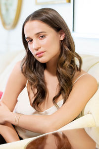 Alicia Vikander USA Today