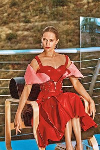 Alicia Vikander Vogue March Photoshoot Ultra HD