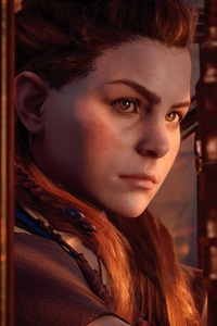 1080x1920 Aloy Portrait Horizon Zero Dawn 4k