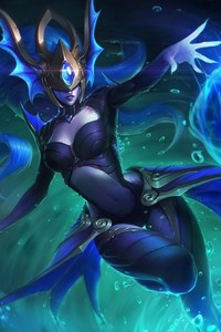 Altantean Syndra League Of Legends
