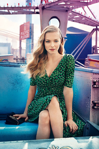 Amanda Seyfried Vogue Hd
