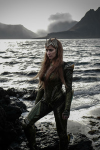 1280x2120 Amber Heard As Mera Justice League