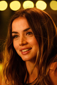 Ana De Armas In Overdrive Movie 4k 5k