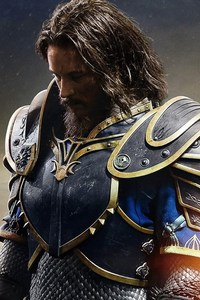Anduin Lothar In Warcraft Movie