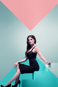 640x1136 Anna Kendrick In A Simple Favor