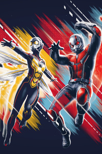 Ant Man And The Wasp 4k