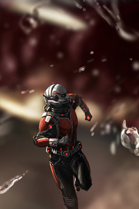 Ant Man And The Wasp Art