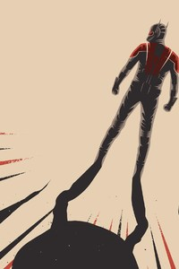 1080x2280 Ant Man Art