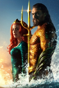 Aquaman 2018 Movie 5k