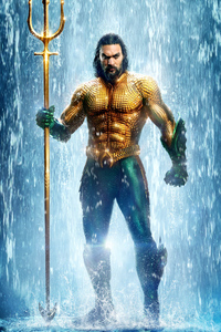 Aquaman Movie 2018 New Poster