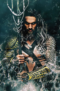 240x400 Aquaman Movie