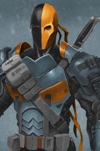 1280x2120 Art New Deathstroke