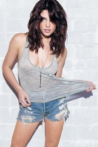 Ashley Greene Tank Top