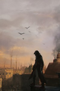 640x1136 Assassins Creed Concept Art
