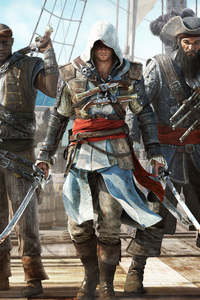 2160x3840 Assassins Creed IV Black Flag 5k