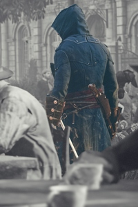 1440x2960 Assassins Creed Unity 5k