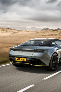 Aston Martin DB11 AMR Signature Edition 2018 Rear