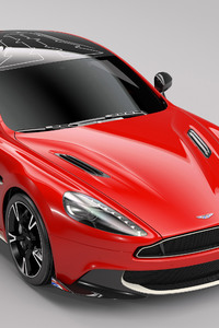320x480 Aston Martin Vanquish S Red Arrows Edition
