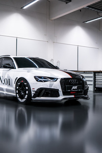 1280x2120 Audi ABT RS Modified