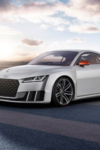Audi TT Clubsport Turbo Concept 2