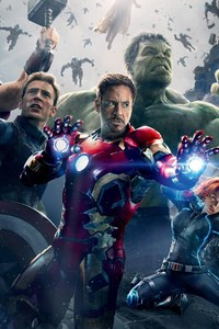 Avengers Age Of Ultron 3