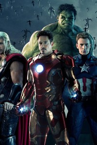 Avengers Age Of Ultron HD