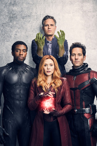 Avengers Infinity War Vanity Fair Cover 2018 Photoshoot