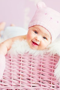 480x854 Baby Laughing Cute
