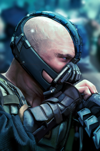 320x480 Batman And Bane