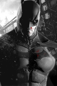 Batman Arkham Origins Art
