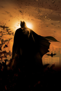 480x854 Batman Begins 5k