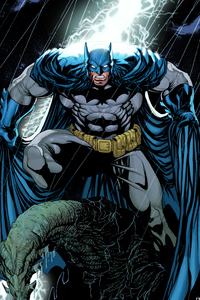 360x640 Batman Comic Arts