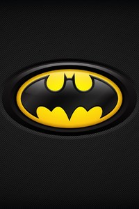 Batman Dark Background Logo