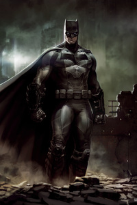 Batman Dark Knight Artwork